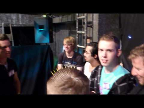 Ministry of Sound DJ Academy in Switzerland June 2011 Sony Ericsson ARC