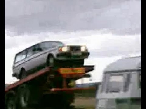 Top Gear - Caravan Jump 1 - BBC