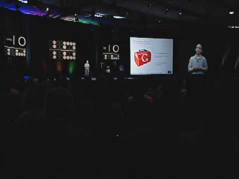Google I/O '08 Keynote: Client, Connectivity, and the Cloud
