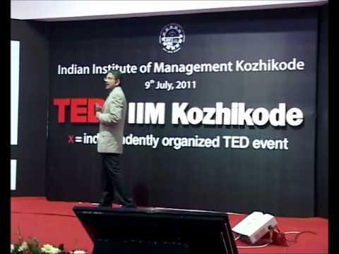TEDxIIMKozhikode -Srini Rajam  - Mind Assets for an Entrepreneur