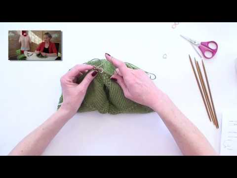 Learn to Knit a Raglan Sweater - Toddler Tunic Part 3