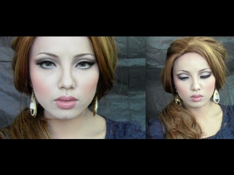 Adele Make-up transformation !!!