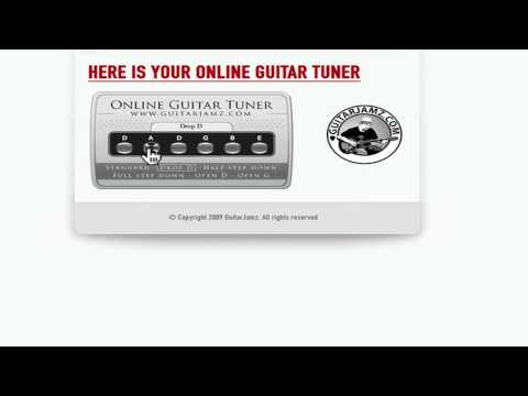 How to Tune a Guitar & Alternate Tunings : Drop D Tuning for Guitar