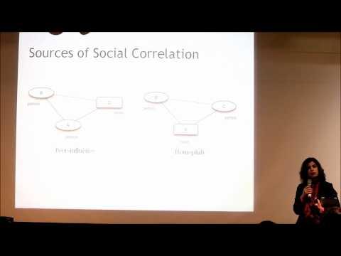 TEDxRutgers -Tina Eliassi Rad - Network Science