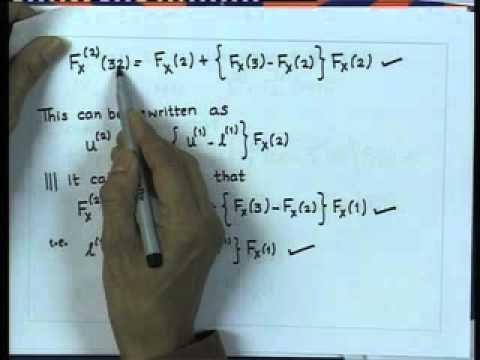 Mod-01 Lec-18 Arithmetic Coding Part-1