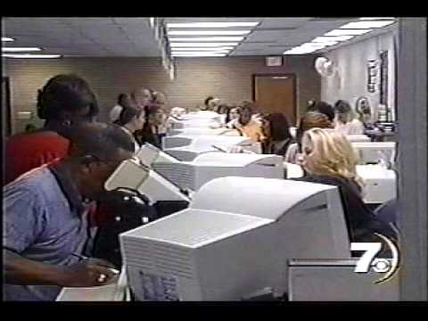 Undercover investigation DMV, South Carolina, 2003.