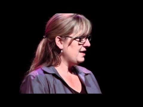 TEDxFullerton - Andrea Harris-McGee - Living Outside the Box