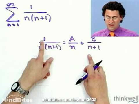 Calculus: Telescoping Series