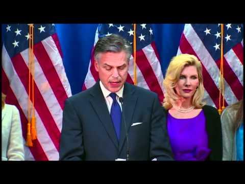 Huntsman Exits Presidential Race