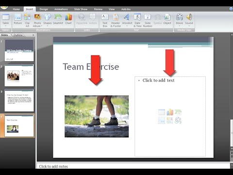 PowerPoint 2007: Working with Lists