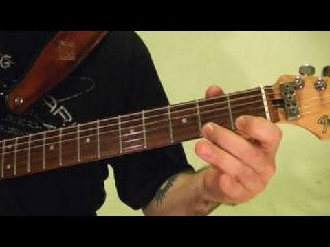 How to Play UNDER THE BRIDGE Intro By RED HOT CHILLI PEPPERS, With Tabs