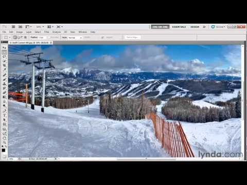 Photoshop tutorial: Using the Black and White command | lynda.com