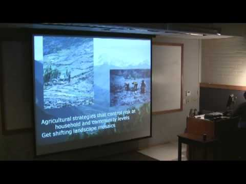 Environmental Change in the Western Amazon - Dr. Kenneth Young 2 of 6