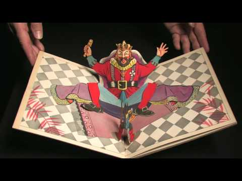 Cooper-Hewitt - Pop-up book: Puss in Boots