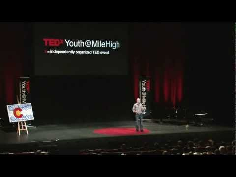You Are Here: Woody Roseland at TEDxYouth@MileHigh