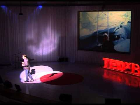 TEDxBG - Michael Brown - How Stories Transform Us