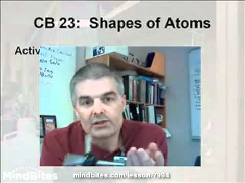 Intro to Chemistry:  8.10:  Molecular Shape-VSEPR