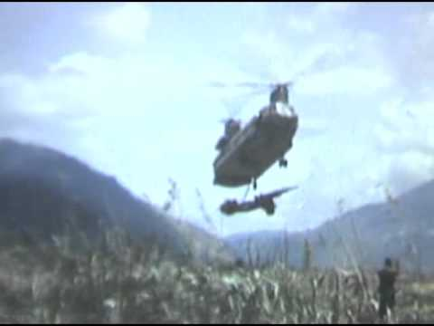 Operation Delaware (1st Air Cavalry Division) A Shau Valley (1968)