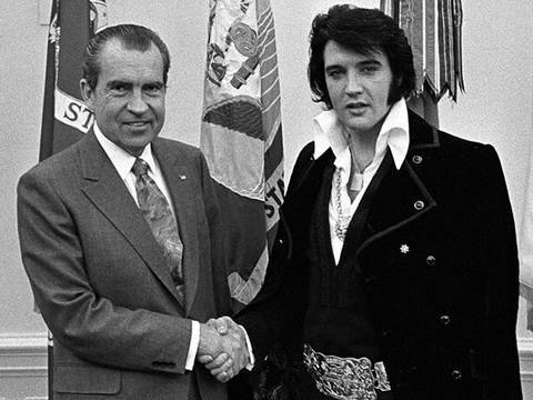 When Nixon Met Elvis: Tales of FOIA Document Requests