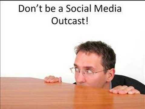 Don't be a Social Media Outcast - Part 1