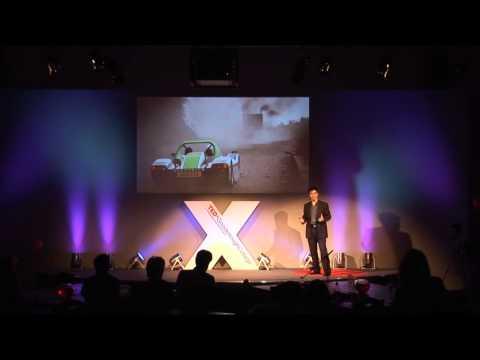 TEDxGoodenoughCollege - Alexander Schey - Racing Green Endurance: Breaking EV Barriers