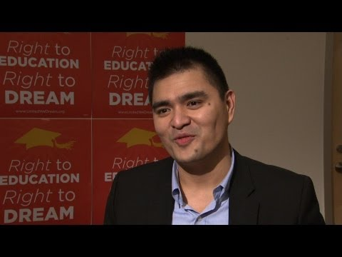 NewsHour talks with Jose Antonio Vargas, immigration advocate