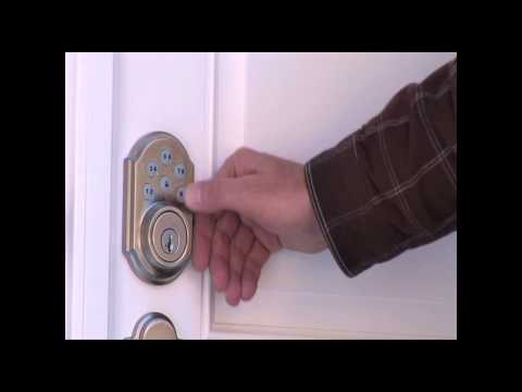 Kwikset Smart Code Programmable Lock