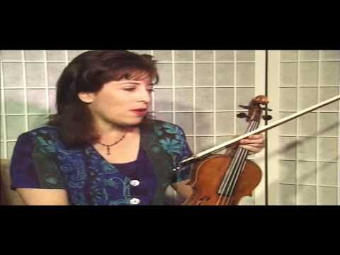 Violin Lesson - Song Demonstration - Long, Long Ago