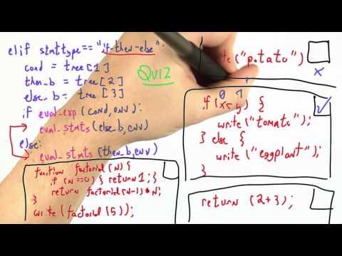 Debugging Solution - CS262 Unit 6 - Udacity