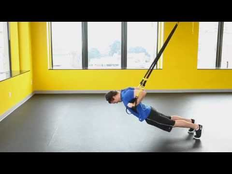 TRX® Chest Press with Chris Frankel