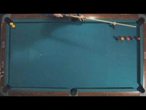 Pool Trick Shots / Advanced Shots: Ultimate Trap