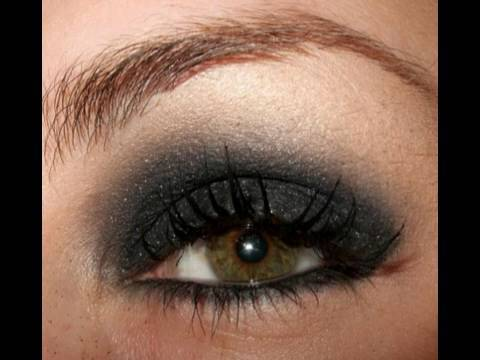 Kesha dirty picture makeup look tutorial