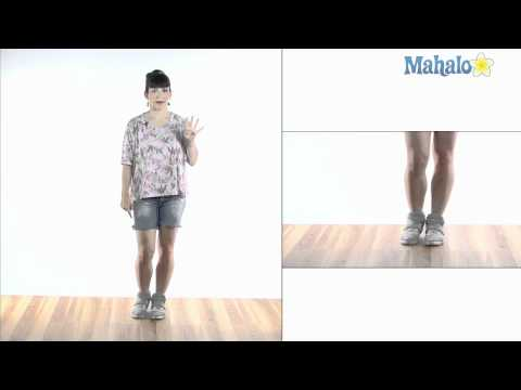 How to Dance Hip Hop - Waacking