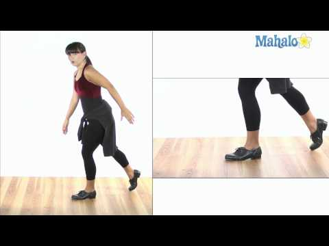 How to Do Trenches in Tap Dance