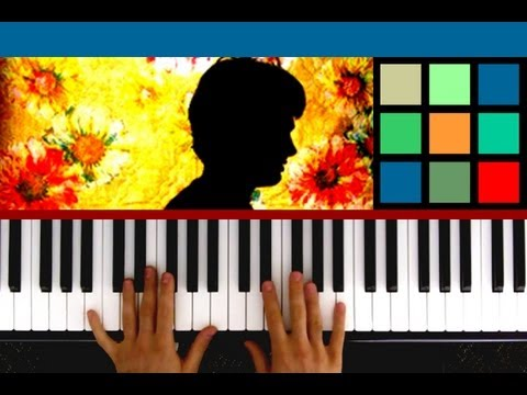 "How To Play ""Piano VS Guitar"" Piano Tutorial (Joe Raciti)"