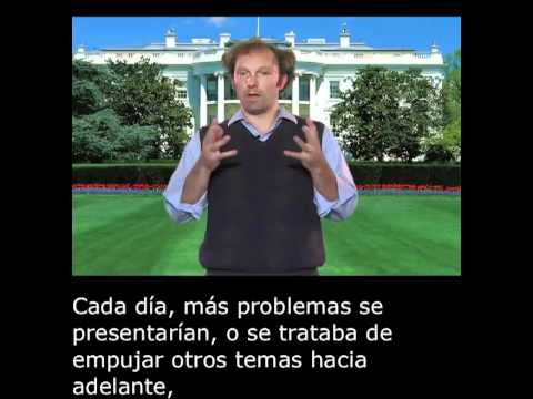 Daniel Fletcher (UC Berkeley): Science at the White House with Spanish Subtitles