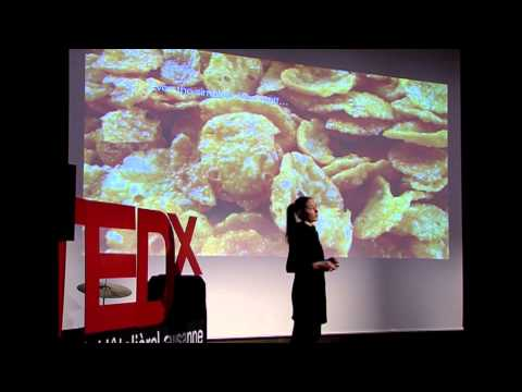 TEDxEcoleHôtelièreLausanne - Sophie Maxwell - Designing the future of taste