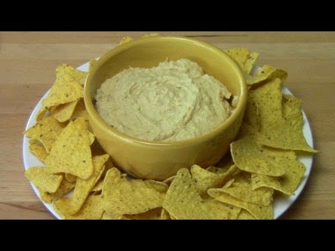 Quick Hummus Dip - RECIPE