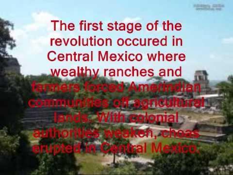 5. Mexico, 1810-1823