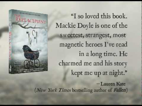 The Replacement book teaser trailer video