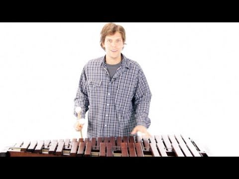 How to Properly Hold a Xylophone Mallet
