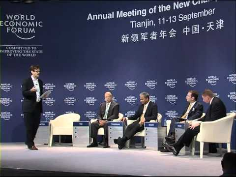 Tianjin 2012 - Talent for the 21st Century