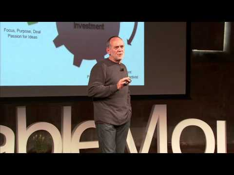 Designed to collaborate, but ... : Pieter Wesselink at TEDxTableMountain