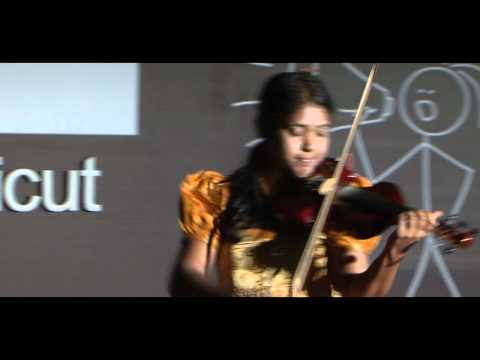 TEDxNITCalicut  - Violinist Aathira defines Music in her terms