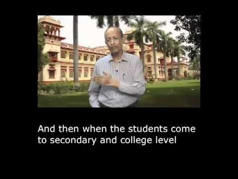 Subhash Lakhotia (Banaras Hindu University): Higher Education in India with English Subtitles