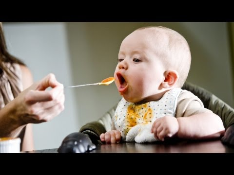 How and When to Introduce a Baby to Solid Food | Baby Care