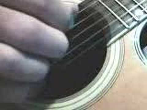 Introduction To Fingerpicking ( Guitar Lesson )