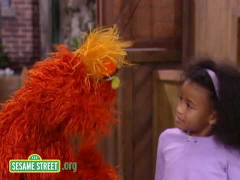 Sesame Street: Victoria Exercises