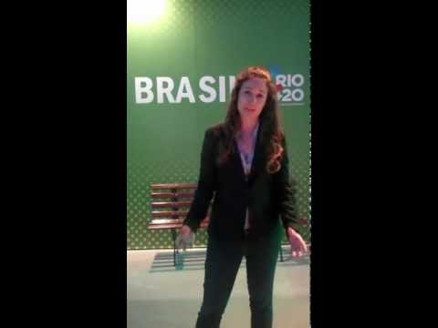 Youth Involvement in Rio+20 Negotiations