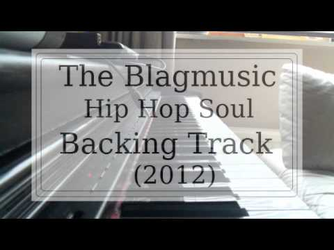 The Blagmusic Hip Hop Soul Backing Track / Instrumental in Ab minor